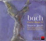 BACH - Jacob - Prélude et fugue pour orgue en mi bémol majeur BWV.552 'S