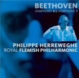 BEETHOVEN - Herreweghe - Symphonie n°4 op.60