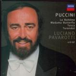 Puccini par Pavarotti