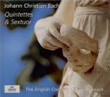 BACH - Pinnock - Quintette en ré majeur op.22 n°1