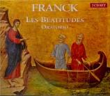FRANCK - Rilling - Les Béatitudes, pour solistes, chœur et orchestre FWV