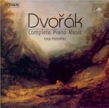 DVORAK - Poroshina - Oeuvres pour piano : intégrale