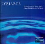 BIBER - Lyriarte - Sonates du Rosaire