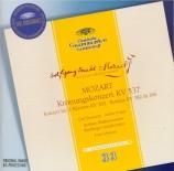 MOZART - Seemann - Concerto pour piano et orchestre n°26 en ré majeur K