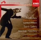 PROKOFIEV - Plasson - Pierre et le loup, conte symphonique pour enfants