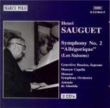 SAUGUET - Almeida - Symphonie n°2