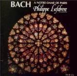 Bach à Notre-Dame de Paris