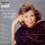 The Art of Arleen Auger