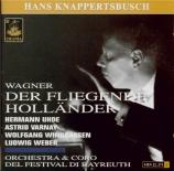 WAGNER - Knappertsbusch - Der fliegende Holländer (Le vaisseau fantôme)