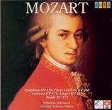 MOZART - Schuricht - Symphonie n°40 en sol mineur K.550
