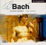 BACH - Richter - Wachet auf, ruft uns die Stimme, cantate pour solistes