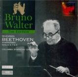 Bruno Walter rehearses Beethoven