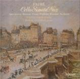 FAURE - Devoyon - Sonate pour violoncelle et piano n°2 en sol mineur op