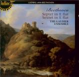 BEETHOVEN - Gaudier Ensembl - Septuor op.20