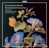 BENDA - Bauer - Concertos pour clavecin