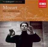 MOZART - Lipatti - Concerto pour piano et orchestre n°21 en do majeur K