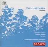 HARTMANN - Lintu - Concerto pour violon op.19