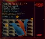 VERDI - Rossi - Rigoletto, opéra en trois actes