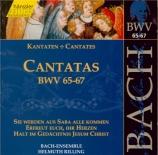 Cantatas Vol.21