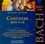 Cantatas Vol.23