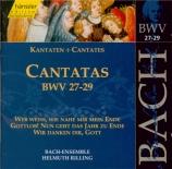Die Bach Kantate Vol.9