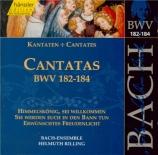 Cantatas Vol.55