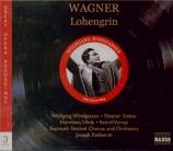 WAGNER - Keilberth - Lohengrin WWV.75