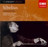 SIBELIUS - Karajan - Symphonie n°2 op.43