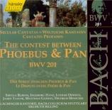 The Contest between Phoebus & Pan Vol.61
