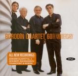 60ème anniversaire du quatuor Borodine