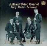 BERG - Juilliard Strin - Suite lyrique pour quatuor à cordes