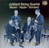 MOZART - Juilliard Strin - Quatuor à cordes n°19 en do majeur K.465