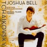 TCHAIKOVSKY - Bell - Concerto pour violon en ré majeur op.35