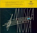 HÖLLER - Jochum - Fantaisie symphonique pour orchestre op.20