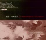 BEETHOVEN - Nyffenegger - Douze variations pour violoncelle et piano sur