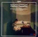 BACKOFEN - Klöcker - Concerto pour clarinette op.3