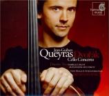 DVORAK - Queyras - Concerto pour violoncelle et orchestre en si mineur o