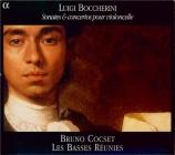 BOCCHERINI - Les Basses Réun - Concerto pour violoncelle et orchestre n°