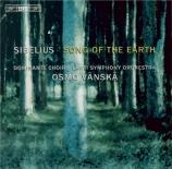SIBELIUS - Vänskä - Maan virsi (Hymne de la terre), cantate pour chœur m