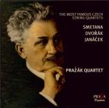 The most famous czech string quartets