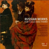Russian Works for Cello and piano