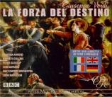 VERDI - Matheson - La forza del destino, opéra en quatre actes (version