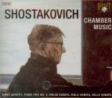 CHOSTAKOVITCH - Auer - Quintette avec piano op.57