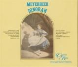 MEYERBEER - Cook - Dinorah ou Le pardon de Ploërmel