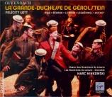 OFFENBACH - Lott - La grande duchesse de Gérolstein
