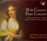 18th Century Flute Concerti