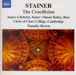 STAINER - Brown - Crucifixion (The)