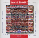 GAGNEUX - Marie - Oeuvres pour cordes