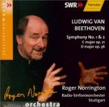 BEETHOVEN - Norrington - Symphonie n°1 op.21