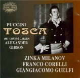 PUCCINI - Gibson - Tosca (live London Covent Garden, 1957) live London Covent Garden, 1957